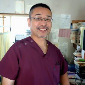 治療家の中でオーラの大家として有名な岩手遠野の大泉整骨院の大泉賢司院長先生