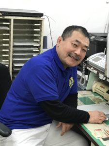 千葉天王台のエルボ・整骨院の肘井博行院長先生